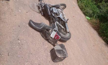 ¡Joven murió tras caer de una motocicleta y golpearse la cabeza en Aguascalientes!