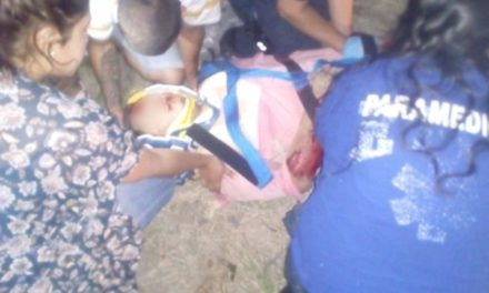 ¡Joven motociclista murió tras sufrir una fuerte caída en Aguascalientes!