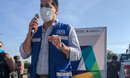 ¡Municipio sigue entregando apoyos para disminuir efectos económicos de la pandemia!