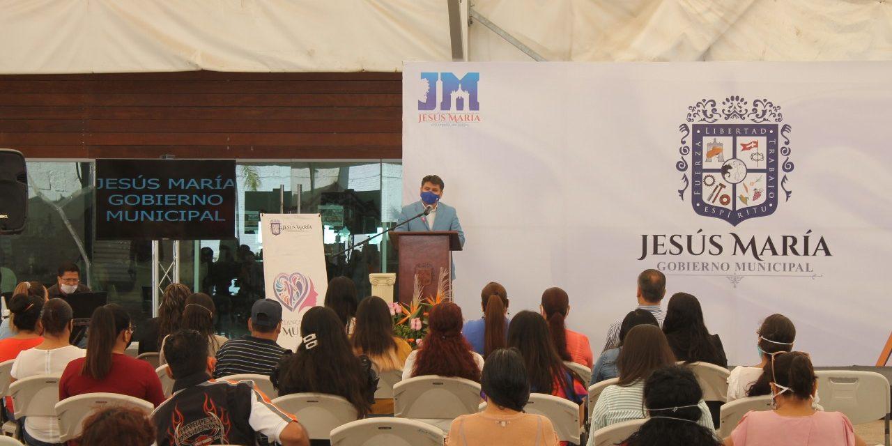 ¡Participa JAAL en conferencias para prevenir la violencia de género en Jesús María!