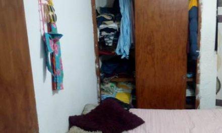 ¡Joven mujer se colgó en un closet en su departamento en Aguascalientes!