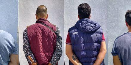 ¡Vincularon a proceso a 4 delincuentes por privación ilegal de la libertad en Aguascalientes!