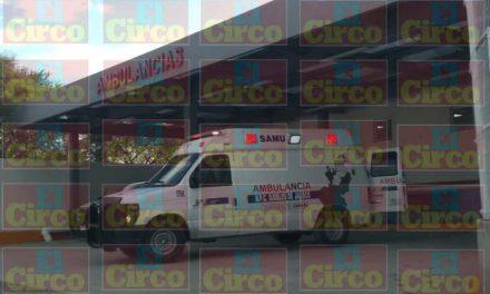 ¡Grave una mujer que recibió 5 balazos de un asaltante en un atraco en Pinos, Zacatecas!