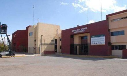 ¡CERESOS de Aguascalientes libres de coronavirus: Porfirio Sánchez!