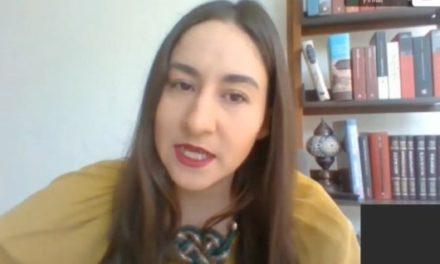 ¡Se deben de evaluar políticas públicas en apoyo a mujeres empresarias: Dafne Viramontes!