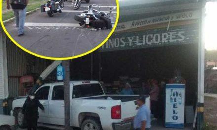 ¡Saldo de dos personas heridas deja desigual choque en Calvillo!