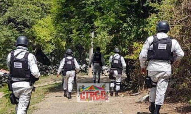 ¡Elementos de la Guardia Nacional abatieron a un sicario en enfrentamiento en Unión de San Antonio!