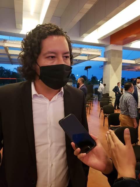 ¡Poco aumento de usuarios de transporte público en la nueva normalidad: Gustavo Gutiérrez de la Torre!