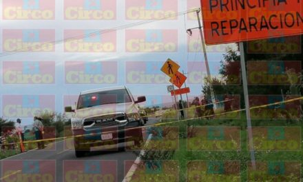 ¡Niño huichol murió atropellado por un camión en Fresnillo!