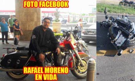 ¡Tras accidente murió el abogado Rafael Moreno en Aguascalientes!