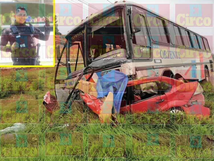 ¡Muere policía municipal de Tlaquepaque en lamentable accidente!