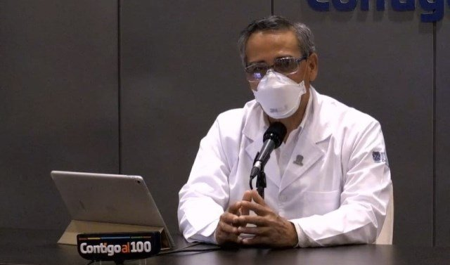 ¡Infectados por coronavirus no han generado inmunidad, podrían reinfectarse: Piza Jiménez!