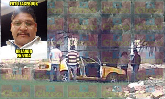 """¡Ya identificaron al taxista """"levantado"""" y ejecutado en Lagos de Moreno!"""