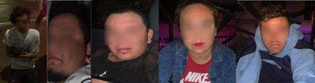 ¡Adolescente fue herido de un balazo en la espalda en Aguascalientes!
