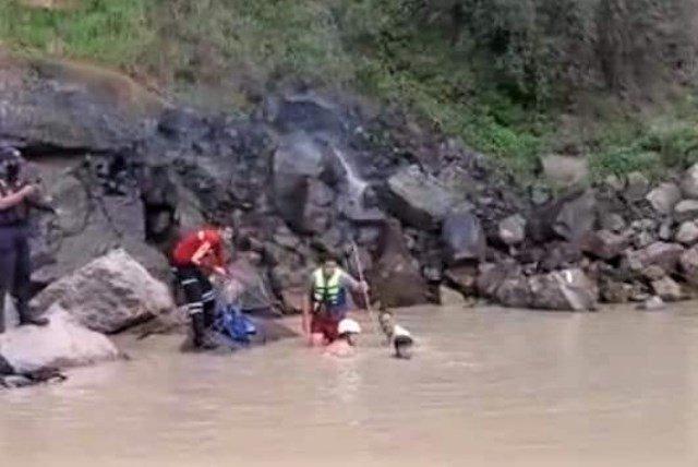 ¡Adolescente de 16 años de edad murió ahogado en una cascada en Tlaltenango!