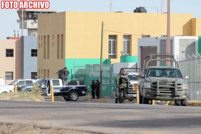 ¡Nueva riña entre internos del CERERESO de Cieneguillas en Zacatecas!