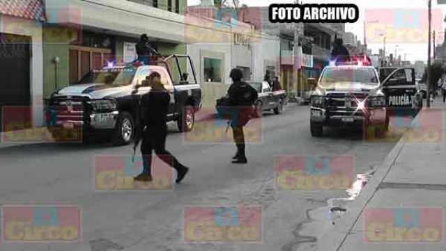 ¡Detuvieron a 11 secuestradores y rescataron a un plagiado en Zacatecas!