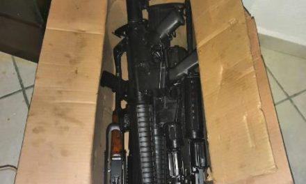 ¡Detuvieron a 12 miembros del CJNG en Zacatecas con un arsenal y droga!