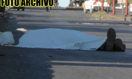 ¡Motociclista fue ejecutado a balazos en el Centro de Fresnillo!