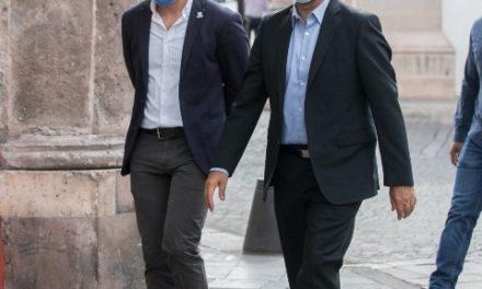 ¡Gobernador Martín Orozco nombra a Enrique Franco Medina como nuevo titular del INEPJA!