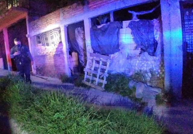 ¡Hallaron muerto y putrefacto a un hombre en una casa abandonada en Aguascalientes!