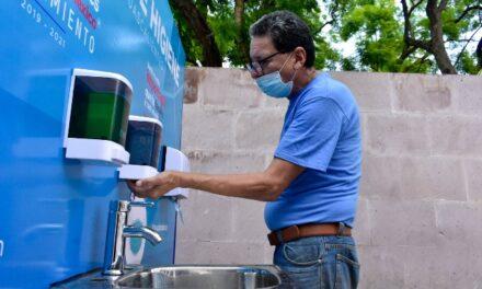 ¡Instala Municipio estaciones de higiene en mercados y espacios públicos!