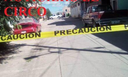 ¡Intentaron ejecutar a un hombre en Calera y quedó herido!