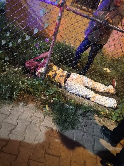 ¡Hombre intentó matarse tras arrojarse del cuarto piso de un edificio en Aguascalientes!