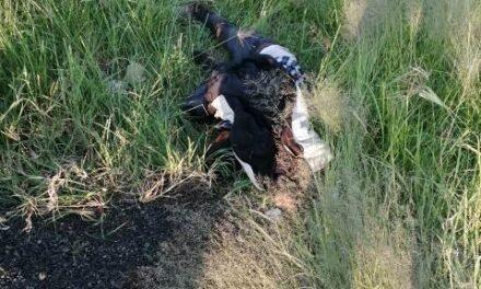 """¡Motociclista murió embestido por unidad de motor """"fantasma"""" en Aguascalientes!"""