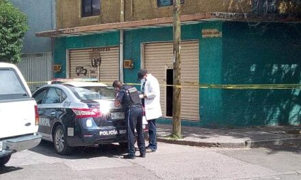 ¡Muerto y putrefacto hallaron a un hombre en una carpintería en Aguascalientes!