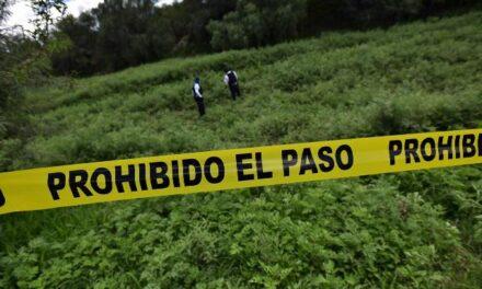 ¡Hallaron a un hombre muerto y putrefacto en la ribera del Río San Pedro en Aguascalientes!