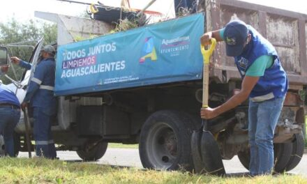 ¡Municipio y ciudadanos suman esfuerzos por una ciudad más limpia!