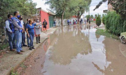 ¡Nueva obra hidrosanitaria en Corral de Barrancos!