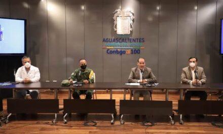 ¡Personal médico militar dará apoyo a trabajadores del Hospital Hidalgo en la atención de pacientes con COVID-19!