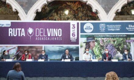 ¡Ruta del Vino rescatará tradiciones y detonará turismo regional!