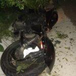 ¡Joven vecino de Villa García, Zacatecas, murió en Aguascalientes en accidente de motocicleta!