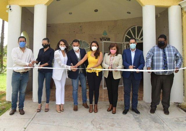¡Tere Jiménez inaugura clínica de rehabilitación de adicciones!