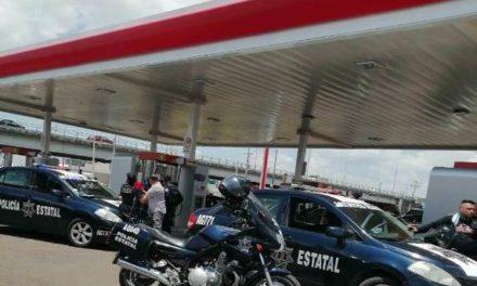 ¡Vincularon a proceso a 3 delincuentes que asaltaron a empleados de una gasolinería en Aguascalientes!