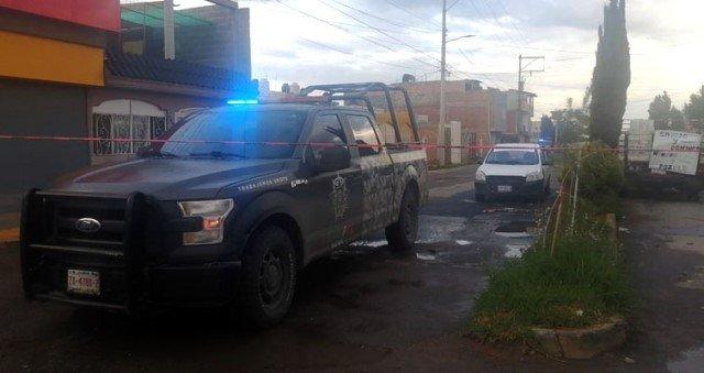¡Ejecutaron a un hombre e hirieron a otros dos en Guadalupe!