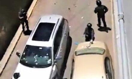¡A bordo de una camioneta con placas de Aguascalientes intentaron ejecutar a un hombre en Zacatecas!
