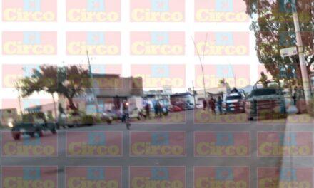 ¡Hombre fue ejecutado en Jerez y le clavaron un narco-mensaje con un puñal!
