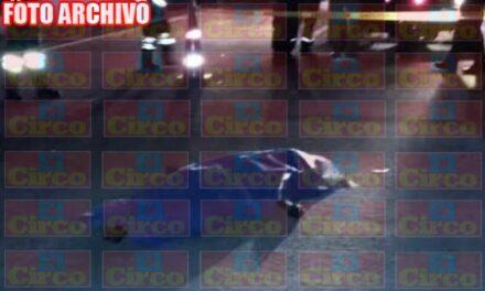 ¡Ejecutaron a un hombre cerca de una gasolinería en Lagos de Moreno!