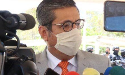 ¡Delito de robo va a la baja mientras que la violencia intrafamiliar aumenta durante el confinamiento: Jesús Figueroa Ortega!