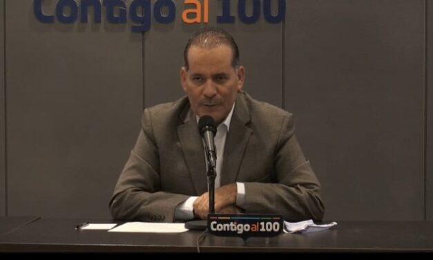 ¡Con infraestructura pero sin médicos suficientes para atención de coronavirus: Martín Orozco Sandoval!