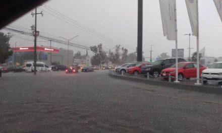 ¡Insuficientes colectores pluviales en esta temporada de lluvias: Ángel Palacios Salas!