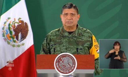 ¡Aguascalientes de los Estados con más bajo índice delictivo en el país: Luis Cresencio Sandoval González!