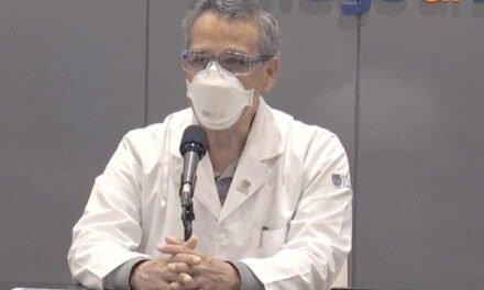¡Escasean médicos y enfermeras para hacer frente a la pandemia. Miguel Ángel Piza Jiménez!