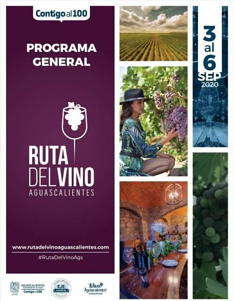 ¡La Ruta del Vino, nuevo atractivo turístico de Aguascalientes: Humberto Montero de Alba!