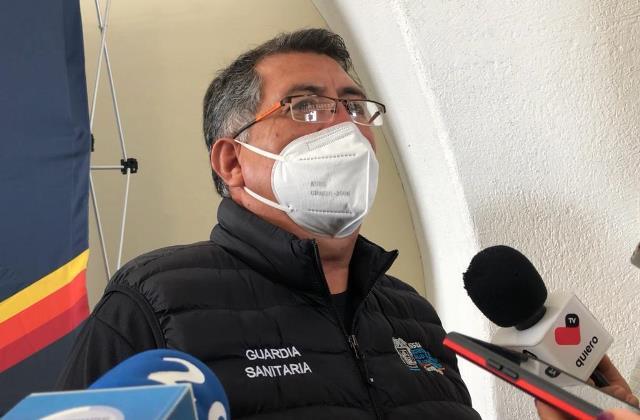 ¡7 millones de multas a establecimientos durante pandemia: Octavio Jiménez Macías!