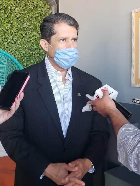¡Absurdo destinar recursos a una consulta ciudadana cuando hay más de 65 mil muertes por coronavirus: Raúl González Alonso!